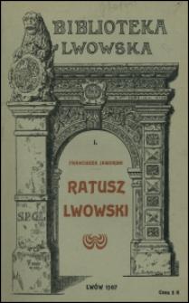 Ratusz lwowski