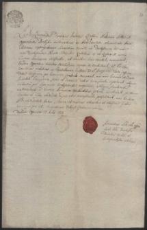 Dokumenty urodzonego w Opawie księdza Johanna Richtera kapelana w Bielsku, związane z jego zabiegami o uzyskanie probostwa Heinzendorf (Hynčice, k. Albrechtic, Śląsk Opawski)