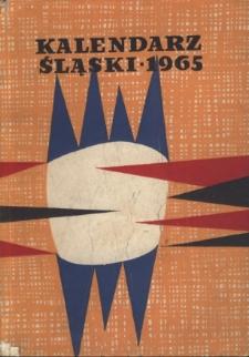Kalendarz Śląski, 1965