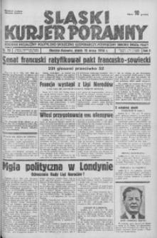 Śląski Kurjer Poranny, 1936, R. 2, nr 72