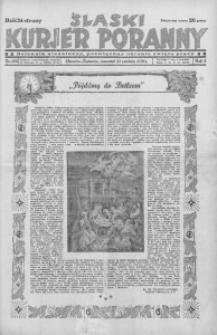 Śląski Kurjer Poranny, 1936, R. 2, nr 352