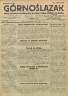 Górnoślązak, 1929, R. 28, Nr. 160