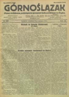 Górnoślązak, 1929, R. 28, Nr. 189