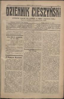 Dziennik Cieszyński, 1910, Nry 1-34, 36-74