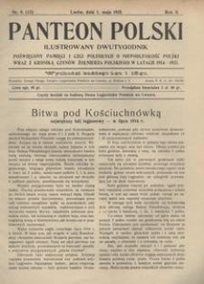 Panteon Polski, 1925, R. 2, nr 13