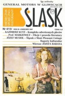 Śląsk, 1997, R. 3, nr 4