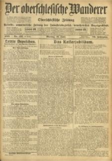 Der Oberschlesische Wanderer, 1913, Jg. 86, Nr. 135