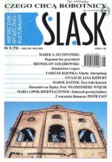 Śląsk, 2002, R. 8, nr 5