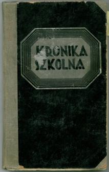 Kronika Szkoły [Gimnazjum nr 22 - Katowice (2)]