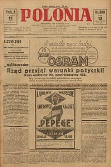 Polonia, 1927, R. 4, nr 280