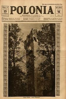 Polonia, 1927, R. 4, nr 284