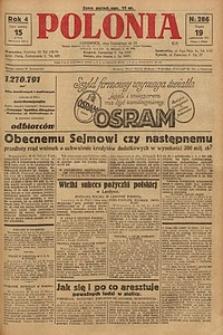 Polonia, 1927, R. 4, nr 287