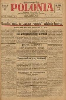 Polonia, 1927, R. 4, nr 289