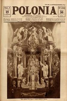 Polonia, 1927, R. 4, nr 298