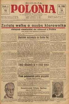 Polonia, 1927, R. 4, nr 310