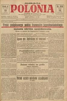 Polonia, 1927, R. 4, nr 311