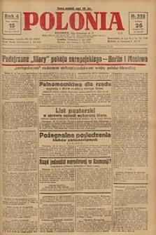 Polonia, 1927, R. 4, nr 325