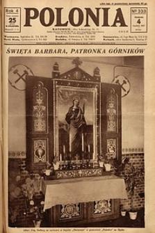 Polonia, 1927, R. 4, nr 333