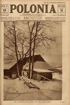 Polonia, 1927, R. 4, nr 340