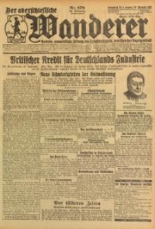 Der Oberschlesische Wanderer, 1925, Jg. 98, Nr. 278