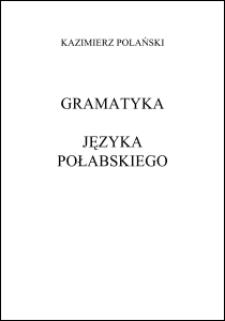 Gramatyka języka połabskiego