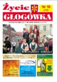 Życie Głogówka. R. 18, nr 10 (213).