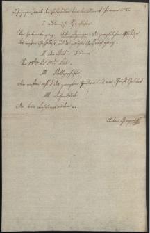 Materiały dotyczące gimnazjum katolickiego w Cieszynie z lat 1805-1809