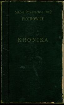 Kronika Szkoły [Powszechnej VIII Klasowa - dziś Gimnazjum nr 20(2) ] - tłumaczenie