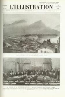 L'Illustration 1928, 86 Annee, nr 4476