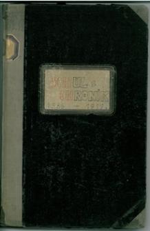 Kronika Szkoły [Gimnazjum nr 22 Katowice (1)] - tłumaczenie