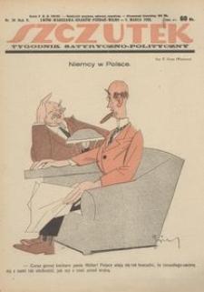 Szczutek, 1922, R. 5, nr 10