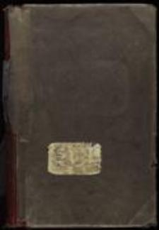 Księga zmarłych Parafii Ewangelicko-Augsburskiej w Cieszynie, T. 3, 1872 - 1876, sygn. 1057