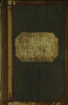 Księga chrztów Parafii Ewangelicko-Augsburskiej w Cieszynie, T. 12, 1881 - 1886, sygn. 1059
