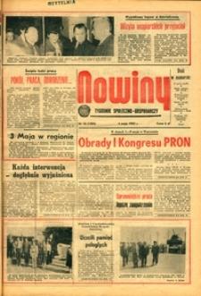 Nowiny, 1983, nr 18 (1325)
