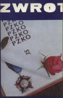 Zwrot, R. 34 (1982), Nry 1-12