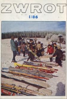 Zwrot, R. 38 (1986), Nry 1-12