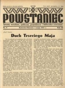 Powstaniec, 1937, R. 11, nr 9
