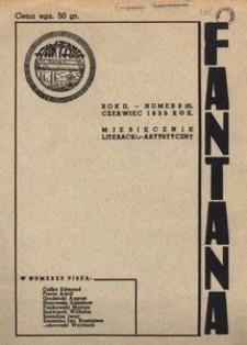 Fantana 1939, R. 2, nr 6