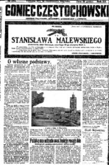 Goniec Częstochowski, 1925, R. 20, No 241