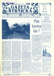 Gazeta Rybnicka, 1992, nr 2 (54)
