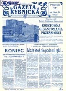 Gazeta Rybnicka, 1992, nr 6 (58)