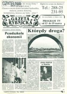 Gazeta Rybnicka, 1992, nr 10 (62)