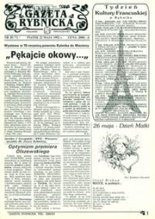 Gazeta Rybnicka, 1992, nr 20 (71)