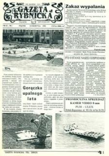 Gazeta Rybnicka, 1992, nr 32 (84)
