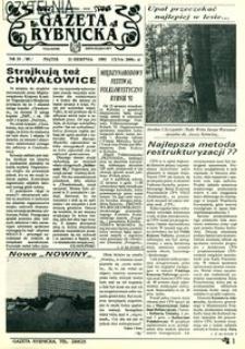 Gazeta Rybnicka, 1992, nr 33 (85)