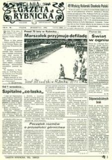 Gazeta Rybnicka, 1992, nr 34 (86)