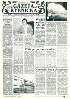 Gazeta Rybnicka, 1992, nr 46 (98)