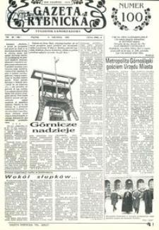 Gazeta Rybnicka, 1992, nr 48 (100)