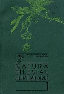 Natura Silesiae Superioris, T. 1