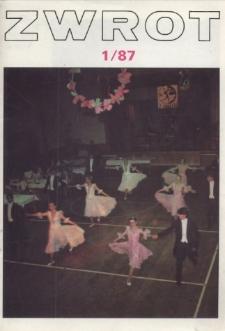 Zwrot, R. 39 (1987), Nry 1-12